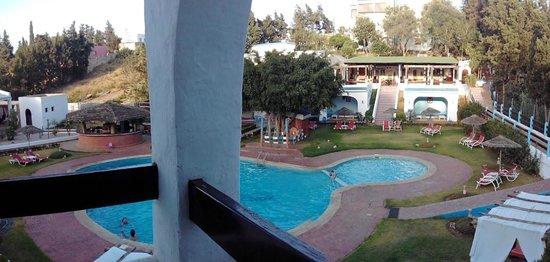 Hotel Mandy: Desde una habitación / bungalow