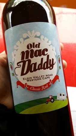 Old Mac Daddy Wine