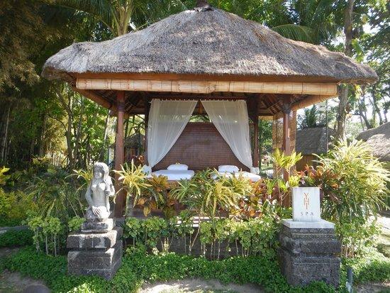 Melia Bali : SPA
