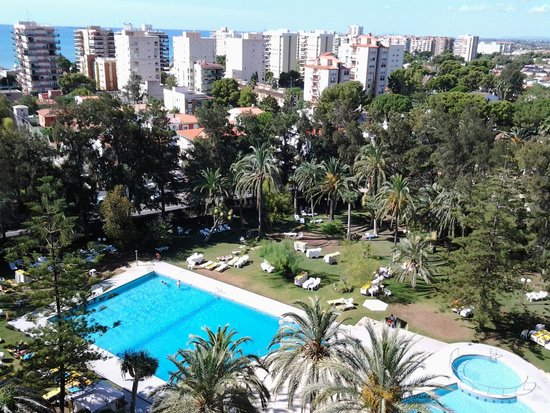 Hotel Intur Orange: vistas desde la habitacion