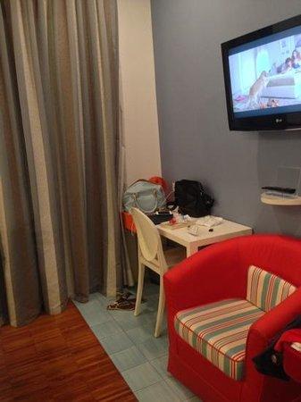 B&B Attico Partenopeo: bedroom