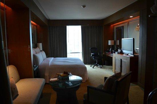 Conrad Bangkok Hotel: our suite