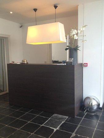 Walwyck Hotel Brugge : Lobby