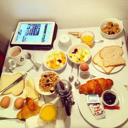 Walwyck Hotel Brugge : Breakfast