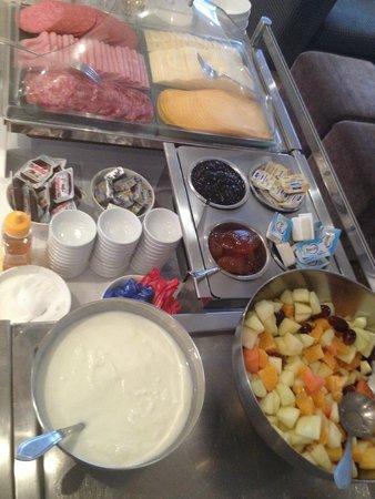 Walwyck Hotel Brugge: Breakfast