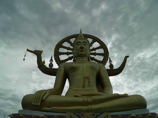 Big Buddha Temple (Wat Phra Yai) : big buda