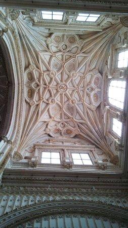 Cathédrale de Cordoue : Los techos de la Mezquita