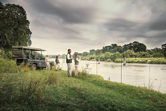 Dulini Lodge: Sand River