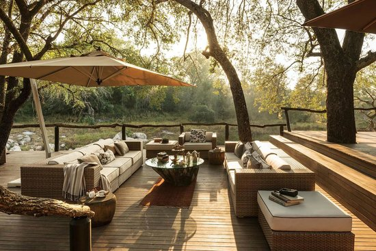 Dulini Lodge: Pool Deck
