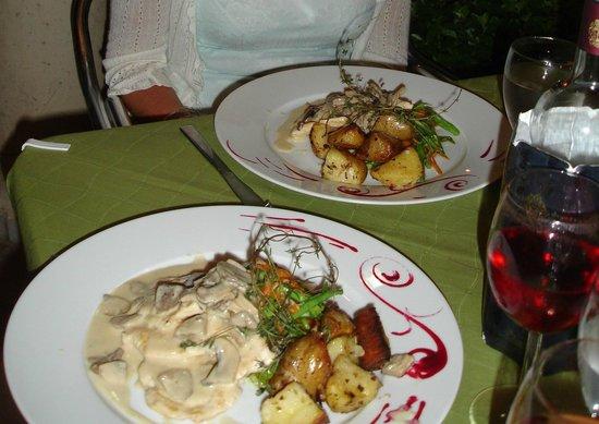 Leonardo Ristorante: Food always tasty and lovely presentation