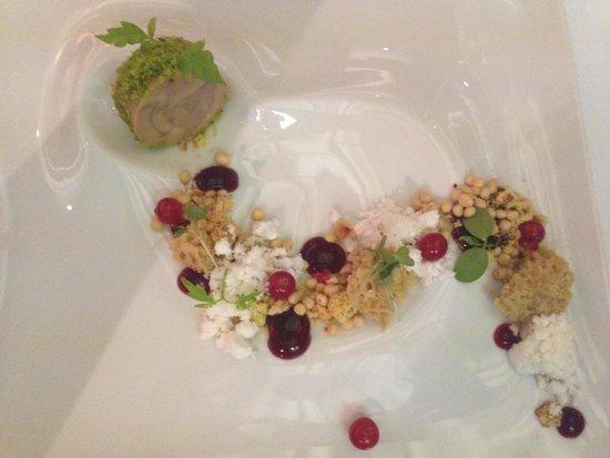 Restaurant Alcron: Foie gras