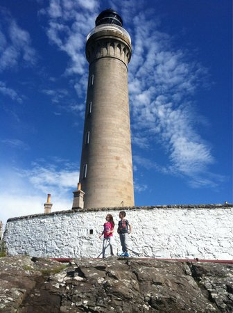 Ardnamurchan Point and Lighthouse: Lighthouse?