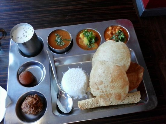 Lily's Vegetarian Indian Restaurant: Weekday Lunch Special
