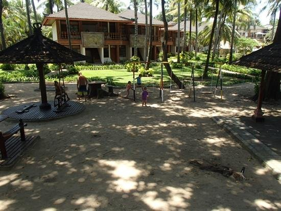 The Jayakarta Bali Beach Resort: Jayakarta kids playground