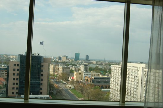 The Westin Warsaw : View from room