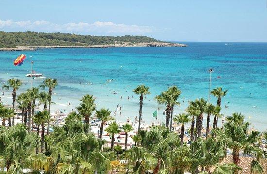 Hipotels Mediterraneo: mare di fronte all'hotel