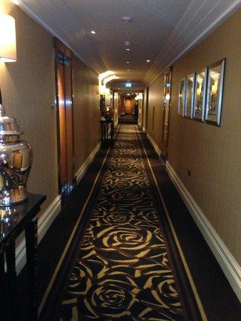 The Savoy: Corridor