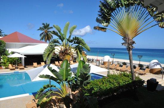Radisson Grenada Beach Resort: Hotelstrand
