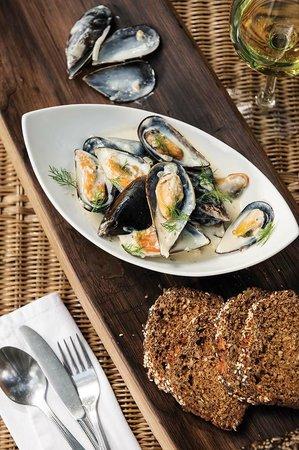 Dulini Lodge: Cuisine