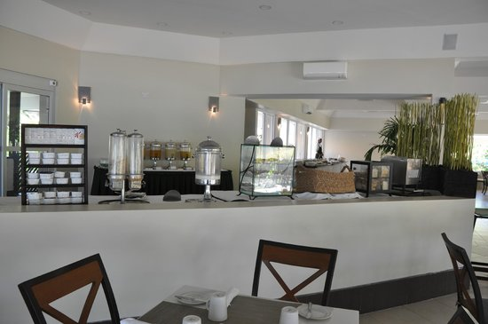 Radisson Grenada Beach Resort: Frühstücks-Restaurant