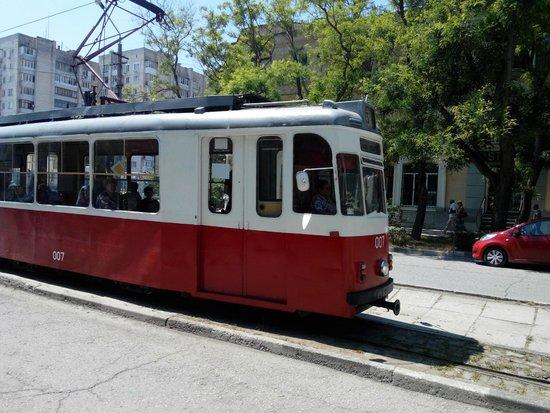 Evpatoriyskiy Tram: Трамвай