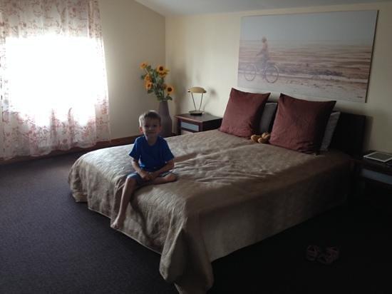 Hotel Vilhelmine: Betten
