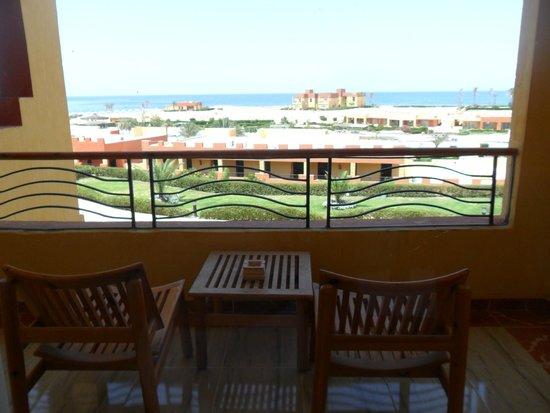 Malikia Resort Abu Dabbab: kilátás