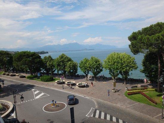 Hotel Vittorio : Вид с балкона
