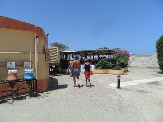 Malikia Resort Abu Dabbab: part