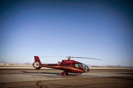 Sundance Helicopters: Sundance helicopter