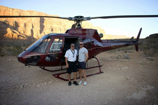 Sundance Helicopters: Pilot