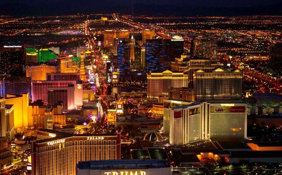 Sundance Helicopters: Vegas Strip
