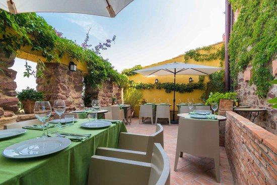 Hotel El Jardin Vertical: El Jardín Vertical Casa Rural