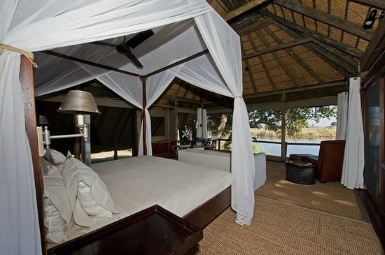 Wilderness Safaris Kings Pool Camp: Standard Room at Kings Pool