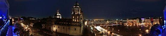 Zocalo Central : View