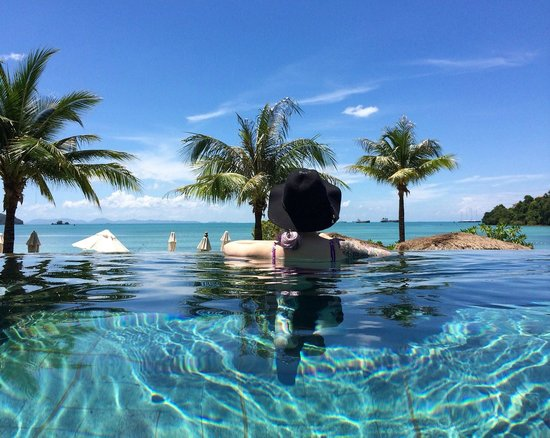 Radisson Blu Plaza Resort Phuket Panwa Beach: Pool