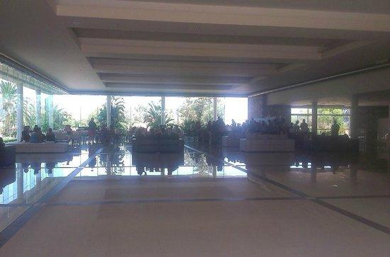 Barcelo Hydra Beach Resort : hall