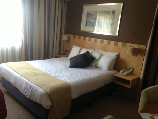 Holiday Inn A55 - Chester (West): Bedroom executive room