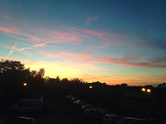 Holiday Inn A55 - Chester (West): Nice sky