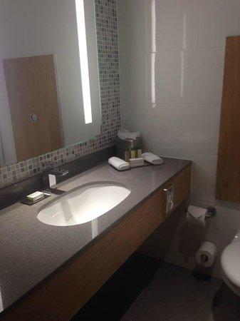 Clayton Hotel Burlington Road: Bathroom