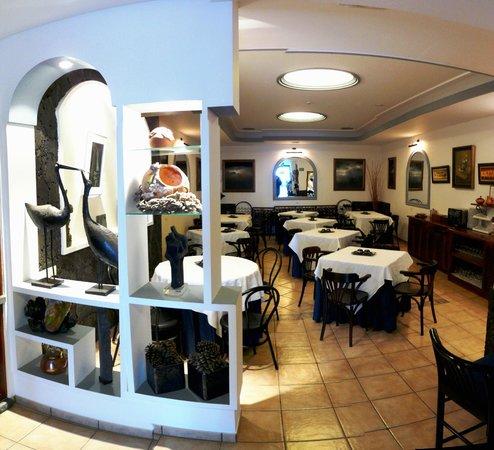 Hotel Ida Inés: Comedor