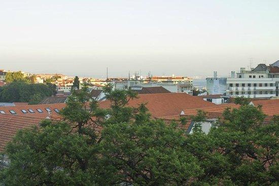 O Bigode do Rato: view from room