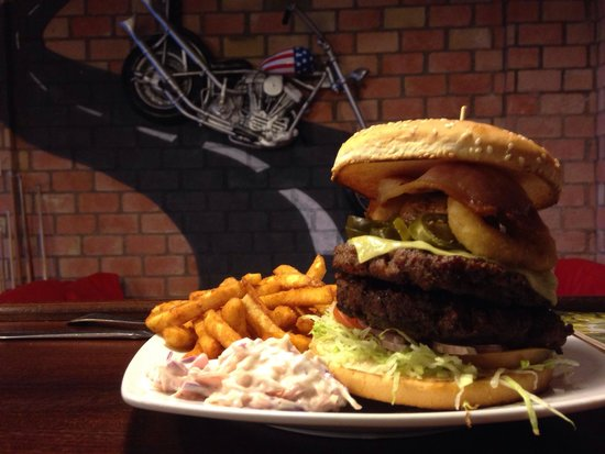 Route 66: Ultimate Burger!