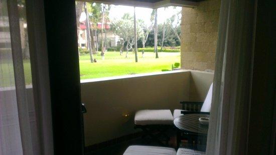 InterContinental Bali Resort - Room balcony