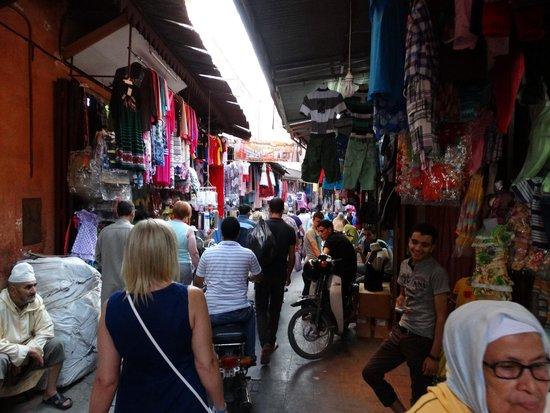 TUI SENSIMAR Medina Gardens: Market