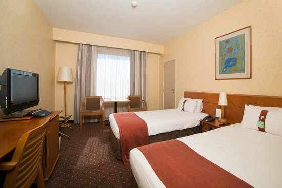 Holiday Inn Gent Expo: Twin bedded room