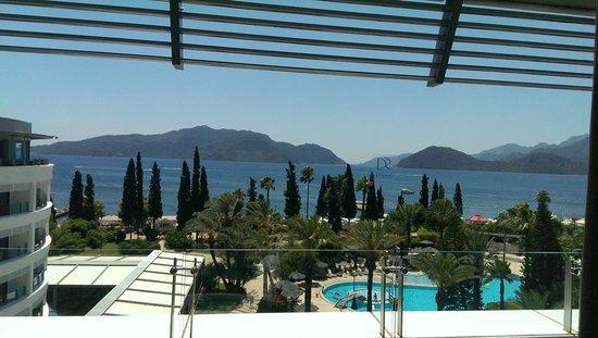 D-Resort Grand Azur: Room 527 - Deluxe Sea view