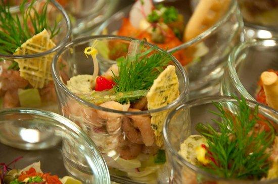 Holiday Inn Gent Expo: Restaurant food