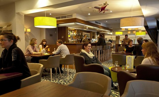Holiday Inn Gent Expo: Lounge bar 'The Loop'