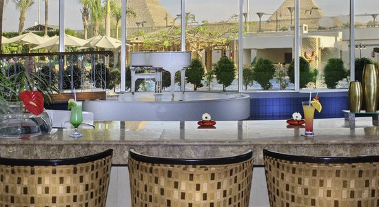 Mercure Cairo Le Sphinx: Bar